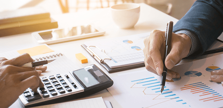 calculating what a business is worth