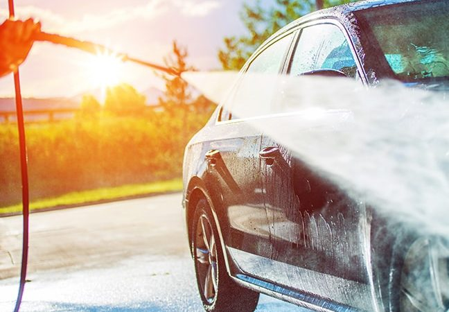 self service car wash business in charlotte