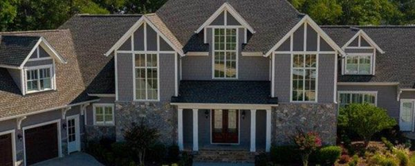 home built by luxury waterfront homebuilder and contractor company